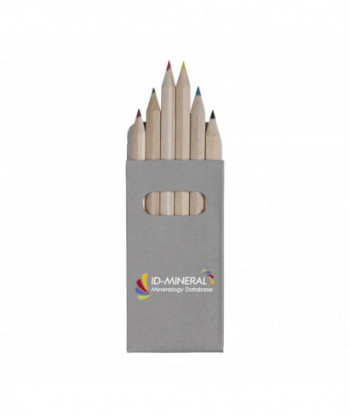 Sixcolour färgpennor